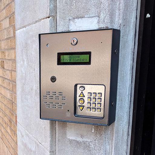 Intercom and Access Control